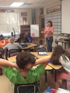 Speaking at Schools